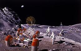 Gingrich Proposed Permanent Moon Base by 2020